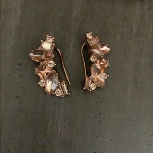 Kate spade Cluster earrings